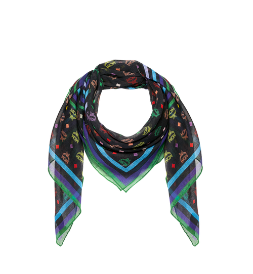 Monogram Silk and Modal Scarf