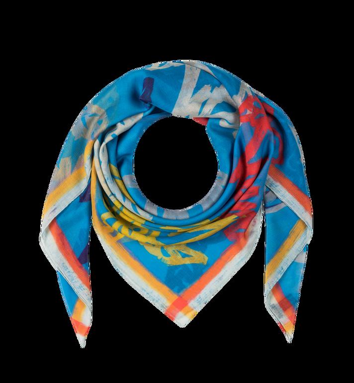 MCM Schal mit Komplett-Logo-Print Alternate View