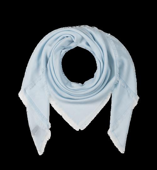 Monogram Jacquard Cotton Scarf