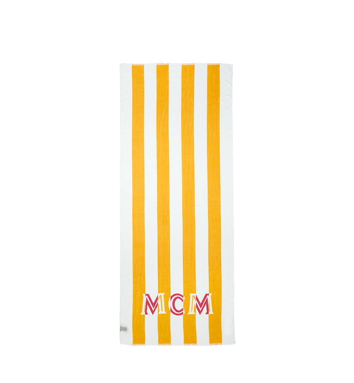 MCM Lightweight Stripe Stole Alternate View 2