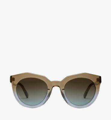 Round Gradient Sunglasses