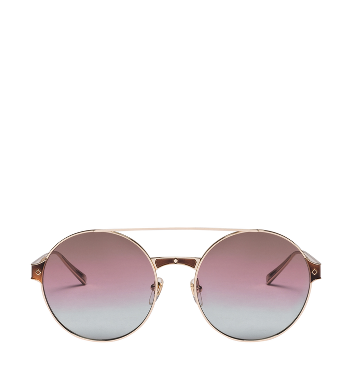 MCM Round Frame Sunglasses Alternate View