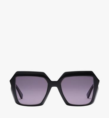 Square Half Diamond Sunglasses