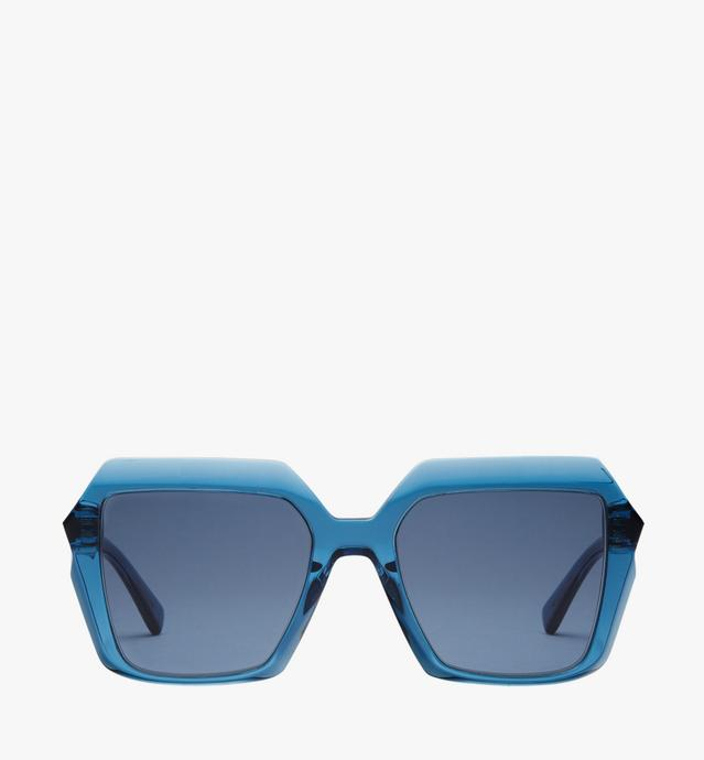 Square Half Diamond Sunglasses