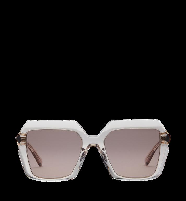 MCM Sonnenbrille in halber Rautenform Alternate View