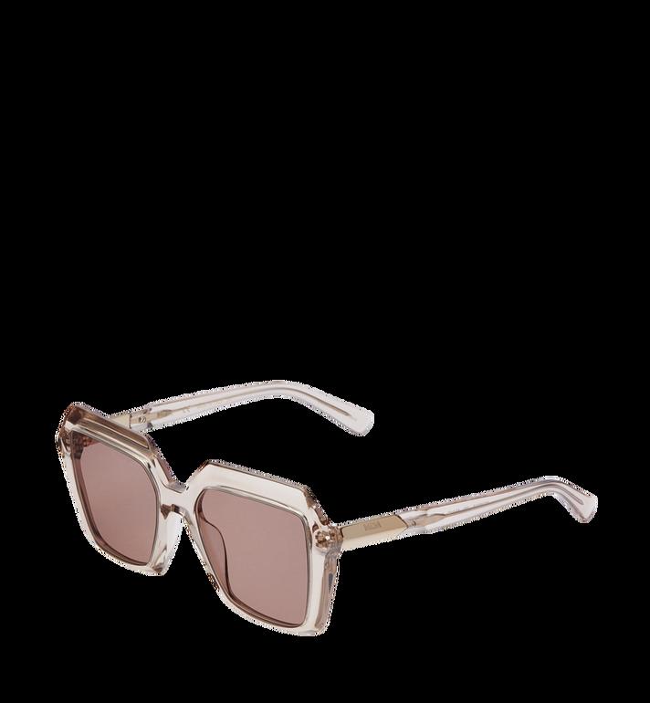 MCM Sonnenbrille in halber Rautenform Alternate View 2