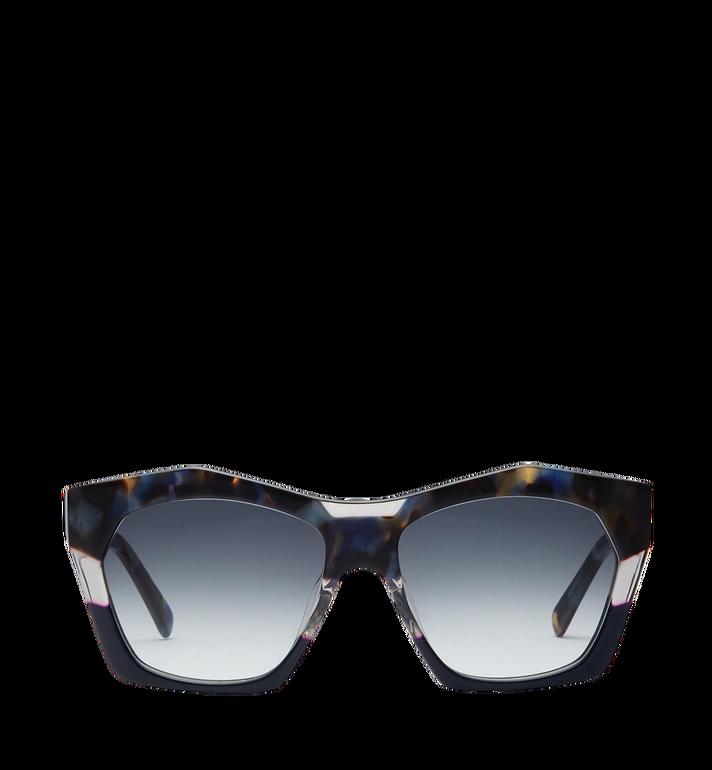 MCM Sonnenbrille mit Logoplakette Alternate View