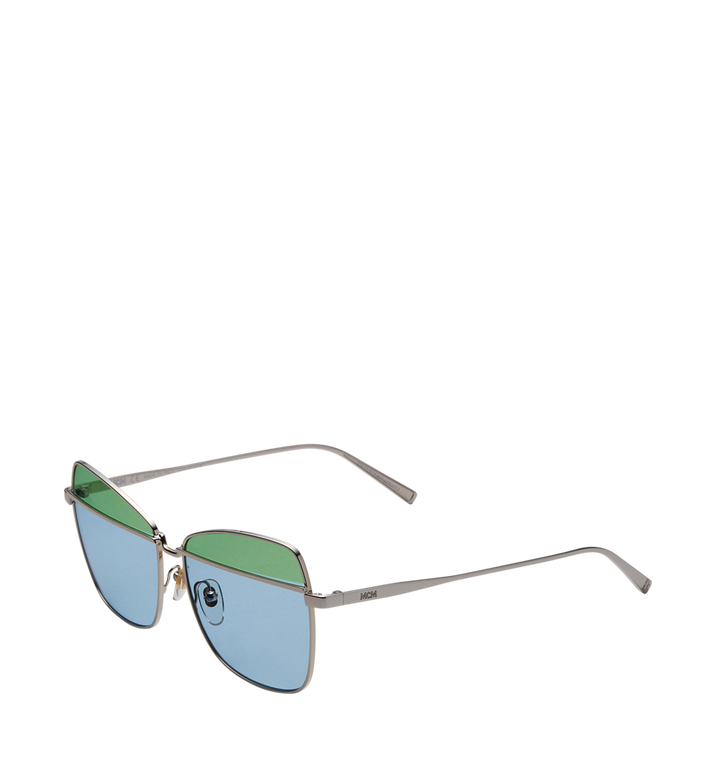 MCM Dual Feel Metal Sunglasses Alternate View 2