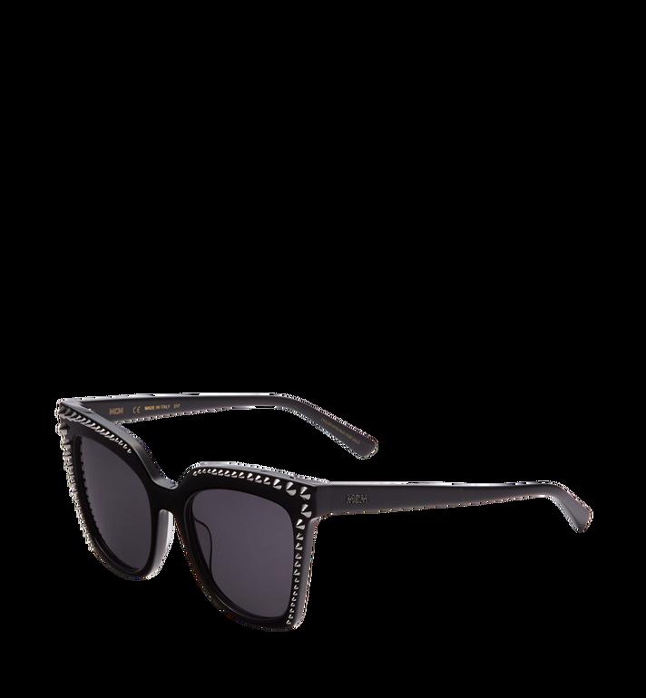 1c3027a0cc Mcm Square Cat-Eye Sunglasses W  Stud Detail In Bk