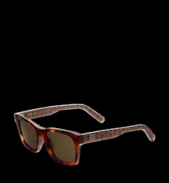 MCM Sonnenbrille mit Logoplakette Brown MEG8S2I08EG001 Alternate View 2