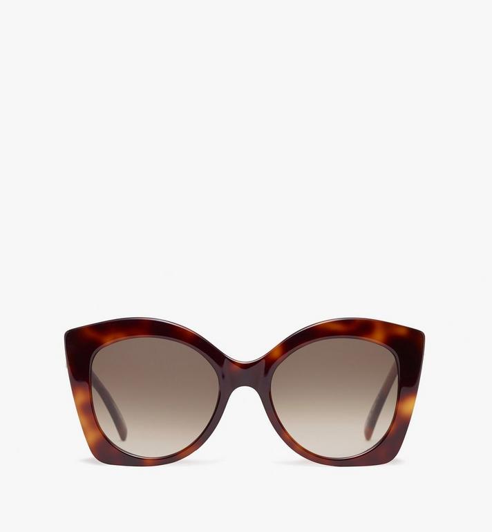 MCM Oversized Cat Eye Sunglasses Alternate View