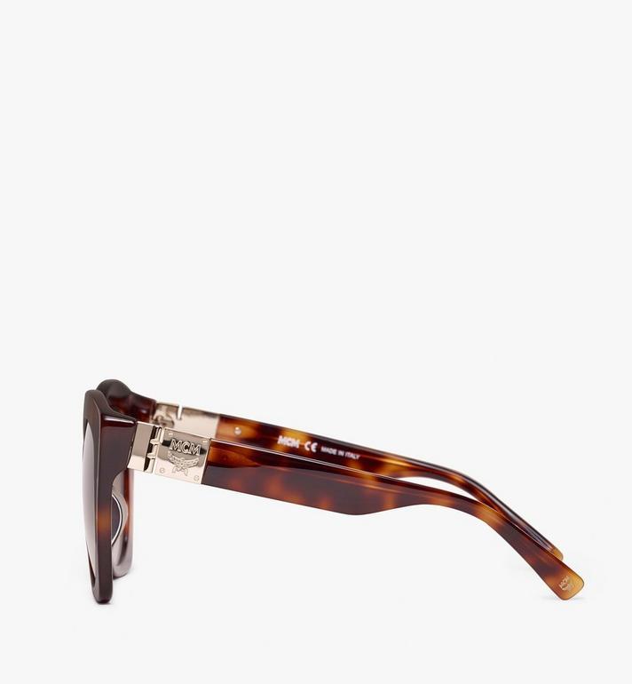 MCM Oversized Cat Eye Sunglasses  MEG9A2I07NH001 Alternate View 2