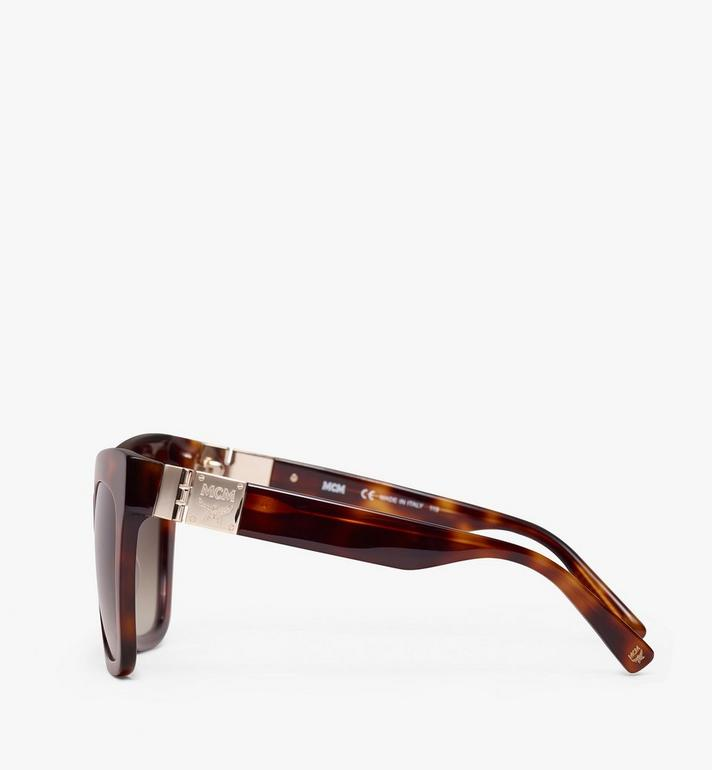 MCM Oversized Cat Eye Sunglasses  MEG9A2I09NH001 Alternate View 2