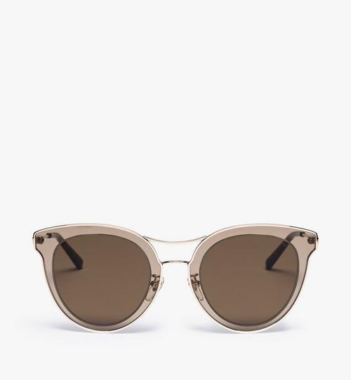 Cat-Eye- und Piloten-Sonnenbrillen