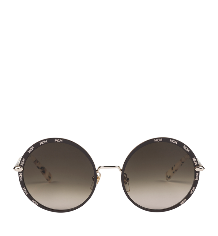 MCM Sonnenbrille mit rundem Rahmen Alternate View