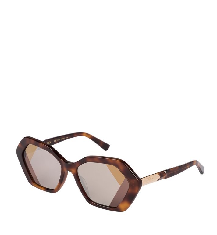 MCM Oversized-Sonnenbrille  MEG9S2I03NH001 Alternate View 2