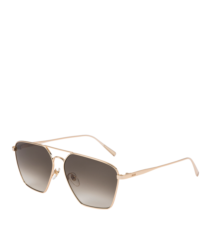 MCM Aviator Sunglasses  MEG9S2I09GK001 Alternate View 2