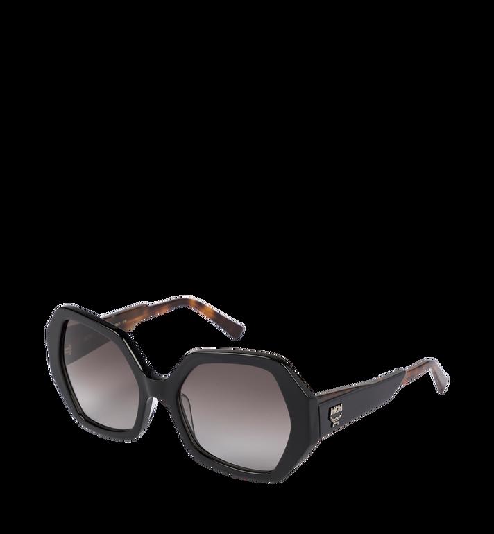 MCM Oversized Sunglasses  MEG9S2I10BK001 Alternate View 2
