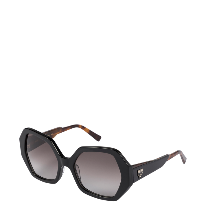 MCM Oversized Sunglasses  MEG9S2I10BK001 Alternate View 2