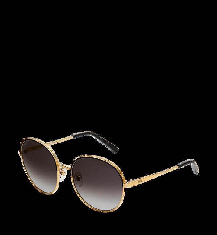 MCM Round Frame Sunglasses  MEG9S2I11BK001 Alternate View 2
