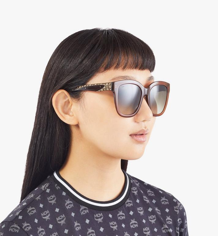 MCM Women's 697SLA Butterfly Sunglasses  MEGAAMM01N4001 Alternate View 4