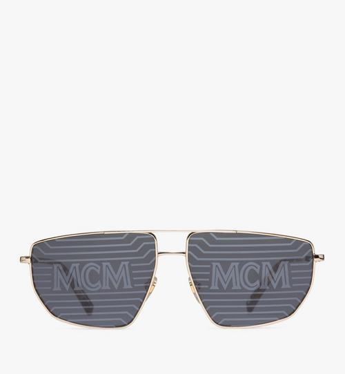 151S Hologram Aviator Sunglasses