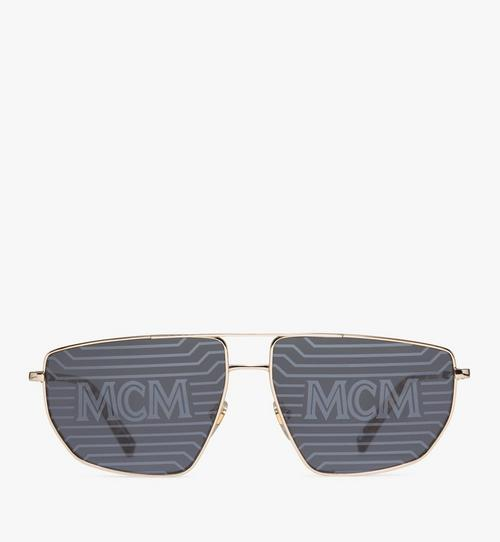 Men's 151S Hologram Aviator Sunglasses