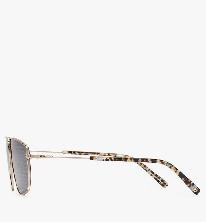 MCM Men's 151S Hologram Aviator Sunglasses  MEGAAMM11DG001 Alternate View 2