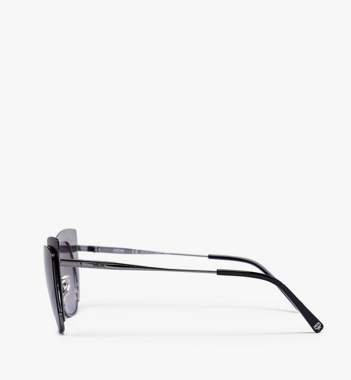 MCM 144S Cat Eye Sunglasses  MEGASMM04BK001 Alternate View 2