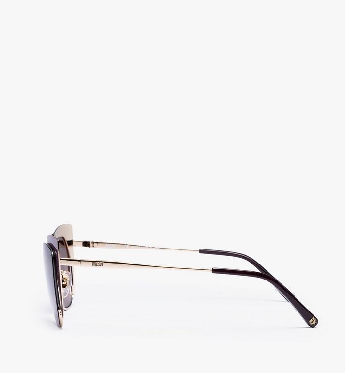 MCM 144S Cat Eye Sunglasses  MEGASMM04RB001 Alternate View 2