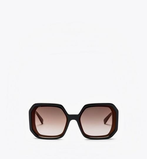 Women's MCM709S Geometric Sunglasses