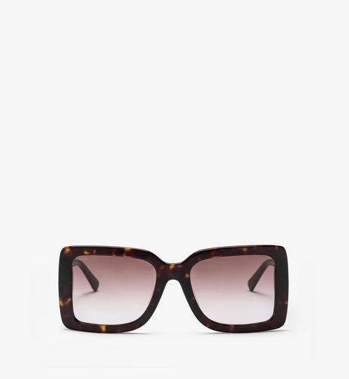 Rechteckige MCM711S Sonnenbrille für Damen