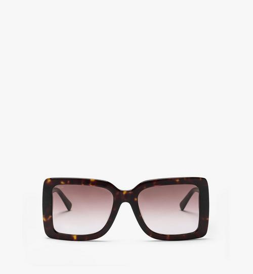 Women's MCM711S Rectangular Sunglasses