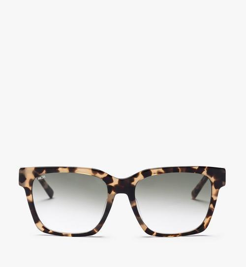 Men's MCM713SA Rectangular Sunglasses