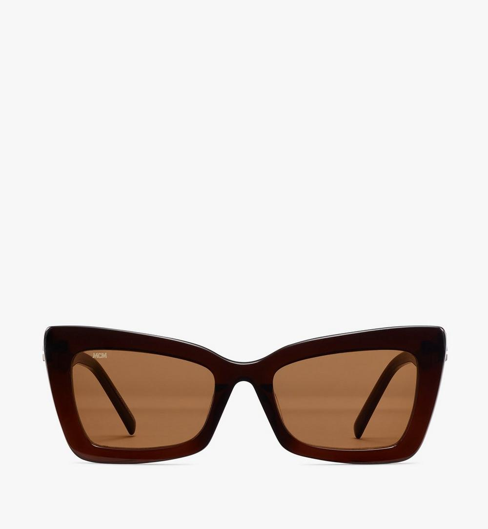 703S Rectangular Sunglasses 1