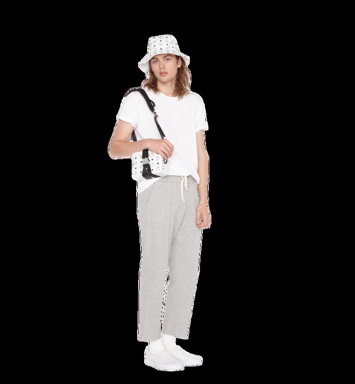 MCM Bucket Hat in Visetos White MEH9S2K03WT001 Alternate View 5