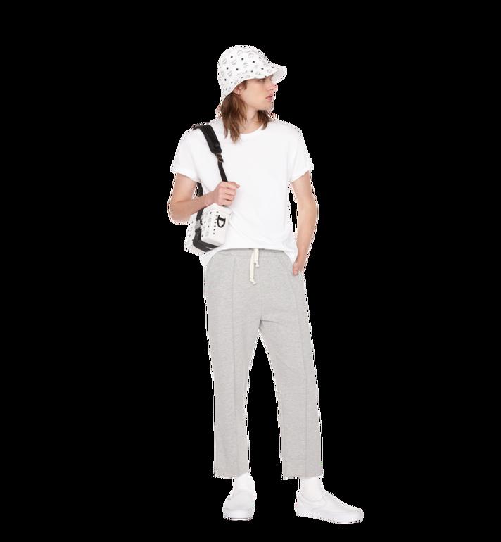 MCM Bucket Hat in Visetos White MEH9S2K03WT001 Alternate View 6