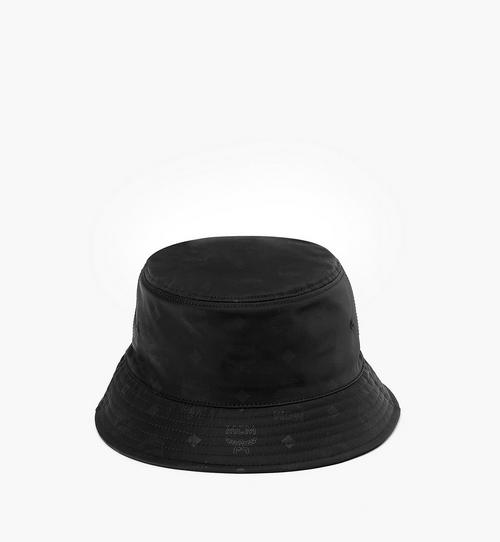 花押字圖案尼龍系列的漁夫帽