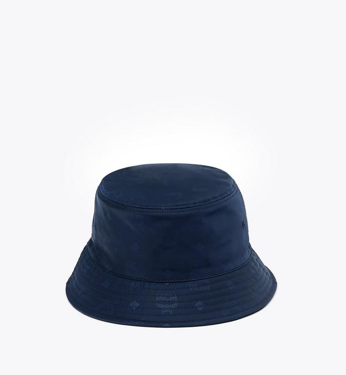 MCM Bucket Hat in Monogram Nylon Alternate View