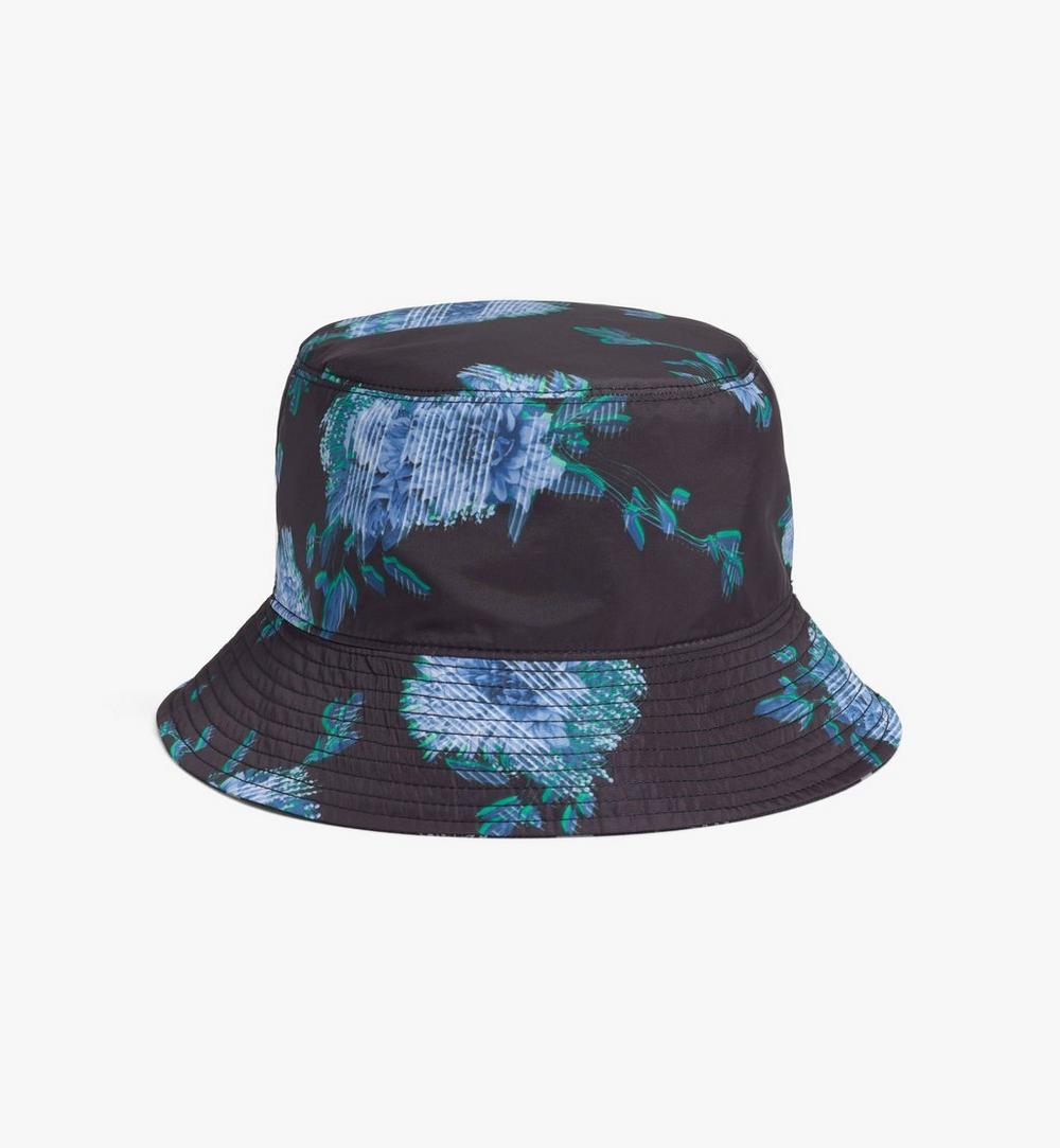 Tech Flower Bucket Hat 1
