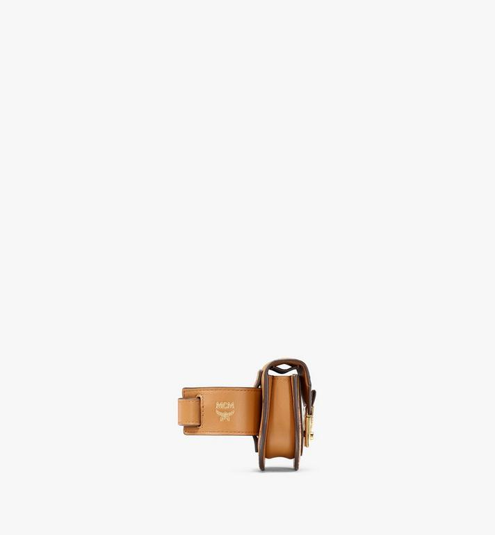 MCM Visetos 系列 Pasetia 包袋手鏈 Cognac MEJAAMM01CO001 Alternate View 2