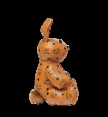 MCM Rabbit Doll in Visetos Alternate View 2