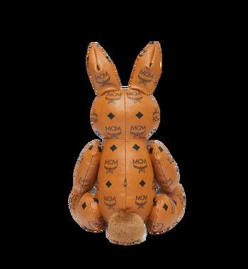 MCM Rabbit Doll in Visetos Alternate View 3