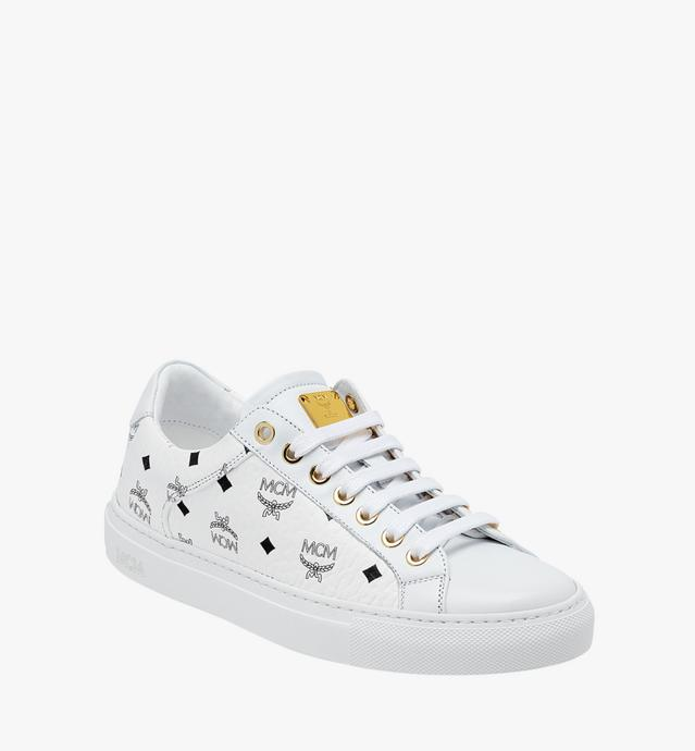 Women's Low Top Classic Sneakers in Visetos