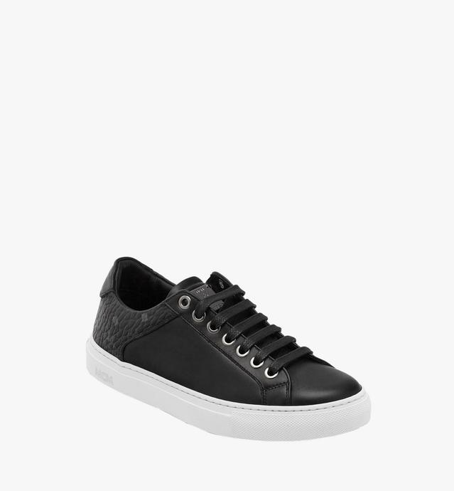 Women's Low Top Classic Sneakers in Leather