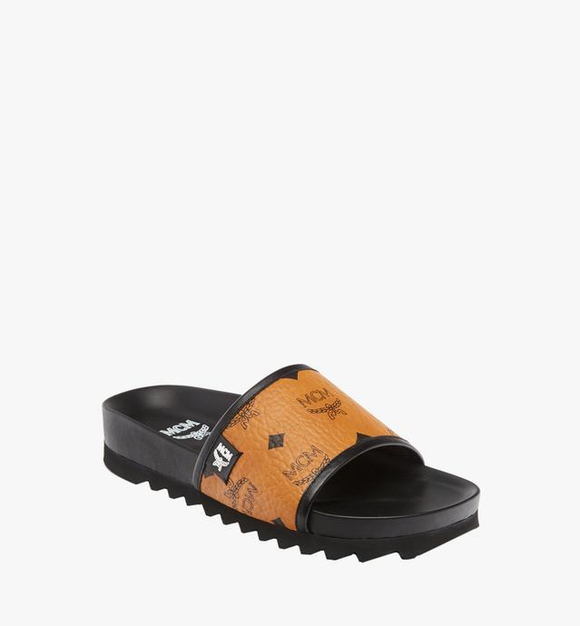 Women's Slides in Visetos
