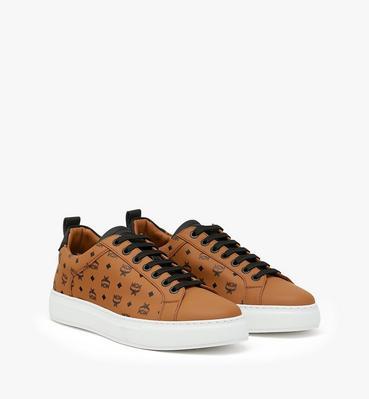 Women's Low-Top Sneakers in Visetos