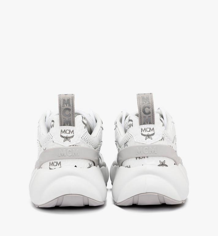 MCM 女士 Visetos Himmel 低筒運動鞋 White MES9ANX05WS039 Alternate View 5