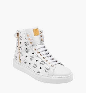 Women's Classic High Top Sneakers in Visetos