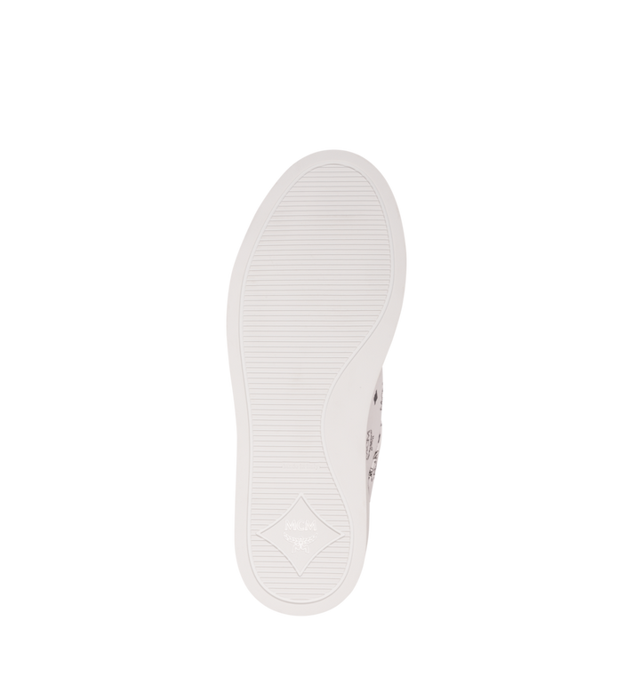 MCM Women's Classic Low Top Sneakers in Visetos Alternate View 5